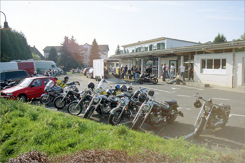 Rock and Bike Show Hessen – 2005