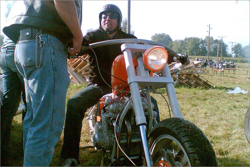 HDC C.C. Rider – 2008